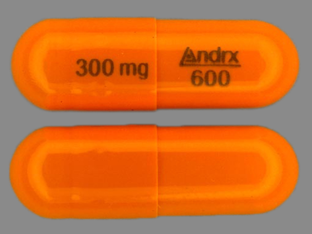 Cartia XT 300 mg Andrx 600