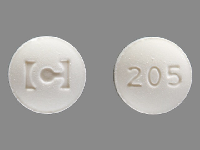 Pill Imprint C 205 (Nuvigil 50 mg)