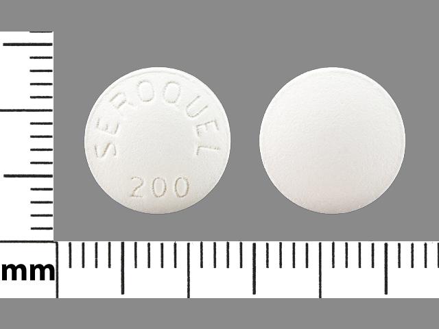 Seroquel 200 mg SEROQUEL 200