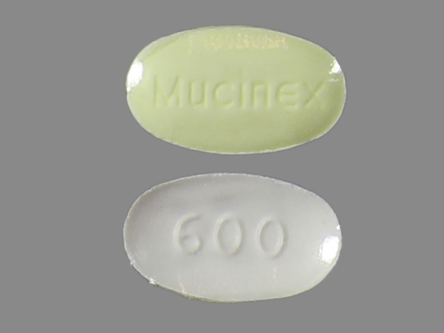 Mucinex Dm Pill Images What Does Mucinex Dm Look Like Drugscom