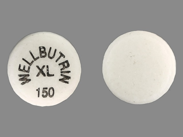 Pill Imprint WELLBUTRIN XL 150 (Wellbutrin XL 150 mg)
