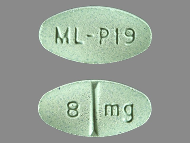 Doxazosin mesylate 8 mg ML P19 8 mg