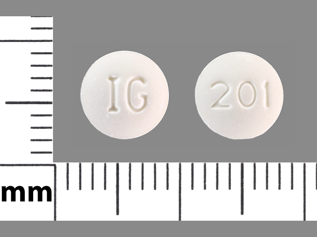 Fosinopril Sodium IG 201