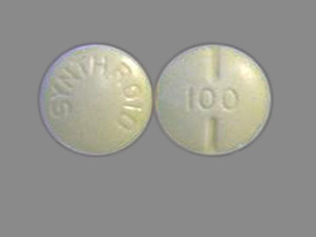 Synthroid 0.1 mg