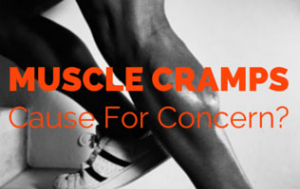 Muscle Cramps: Is There Anything To Worry About?