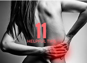 Take It Back: 11 Tips To Help Relieve Back Pain