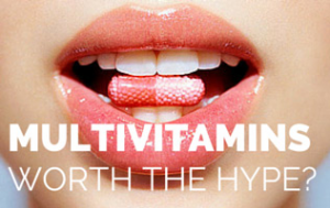Don't Believe The Hype: How Multivitamins Conquered The Land Of The Free
