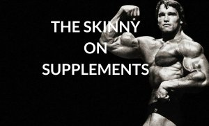 Sports And Dietary Supplements: From Creatine To Whey