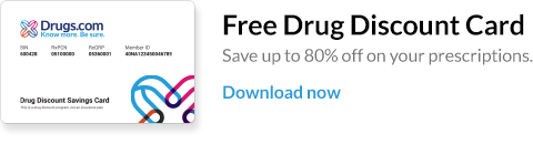 Drugs.com free discount card