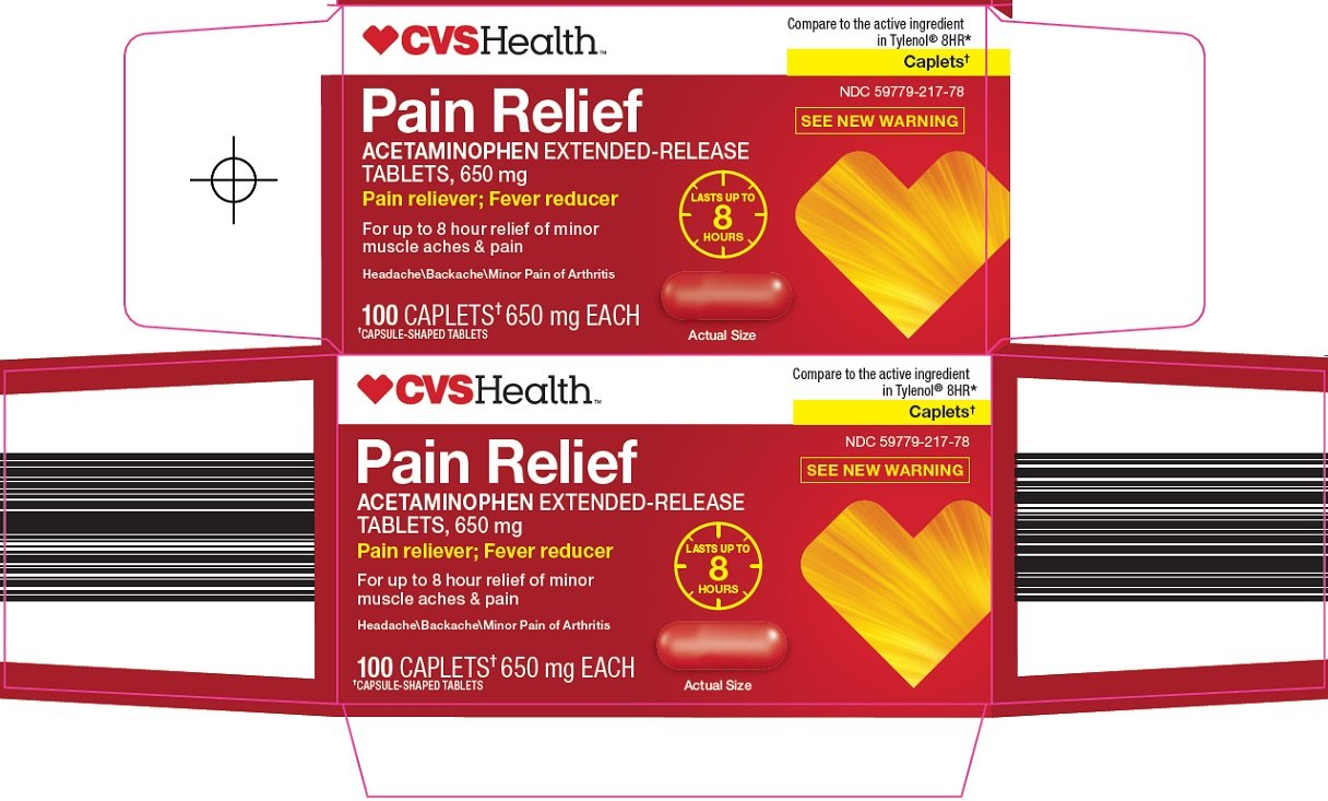 8 hour pain relief  tablet  film coated  extended release