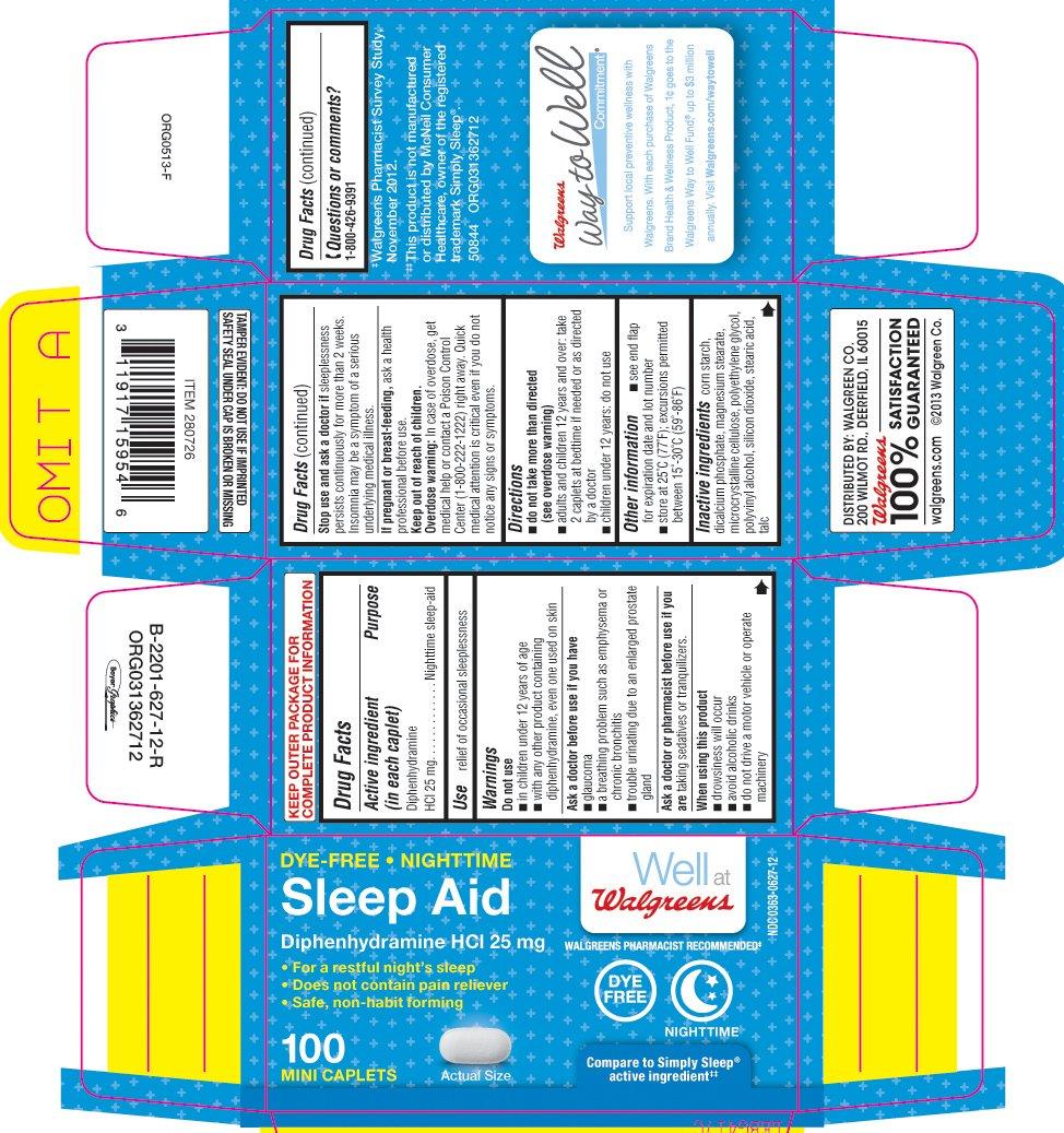 Diphenhydramine Sleep-Aid