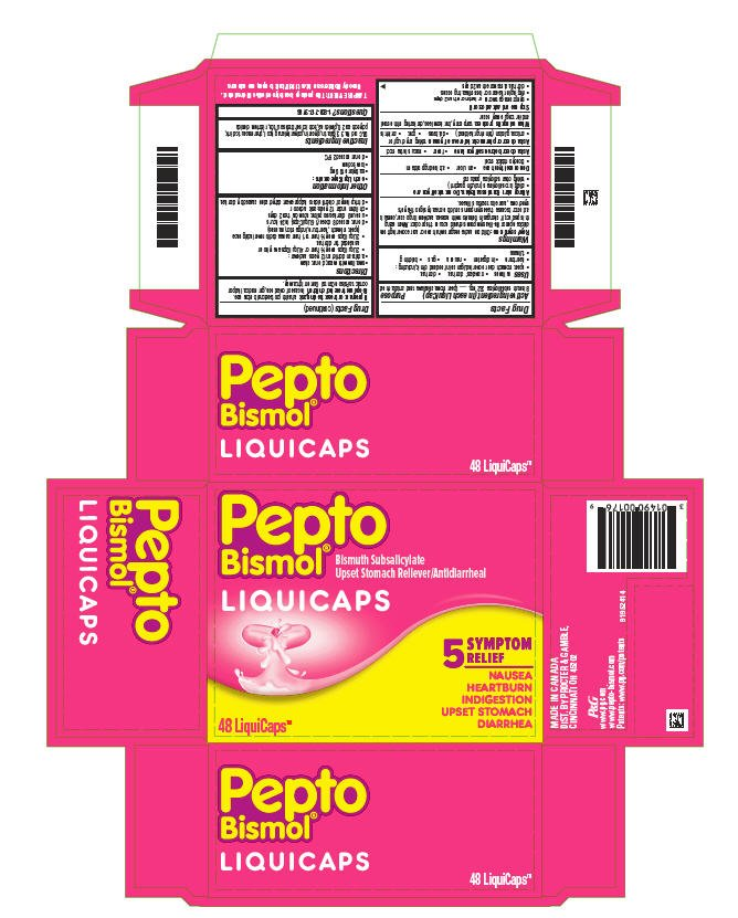 Groovy Pepto Bismol Liquicaps Capsule Liquid Filled The Procter Customarchery Wood Chair Design Ideas Customarcherynet