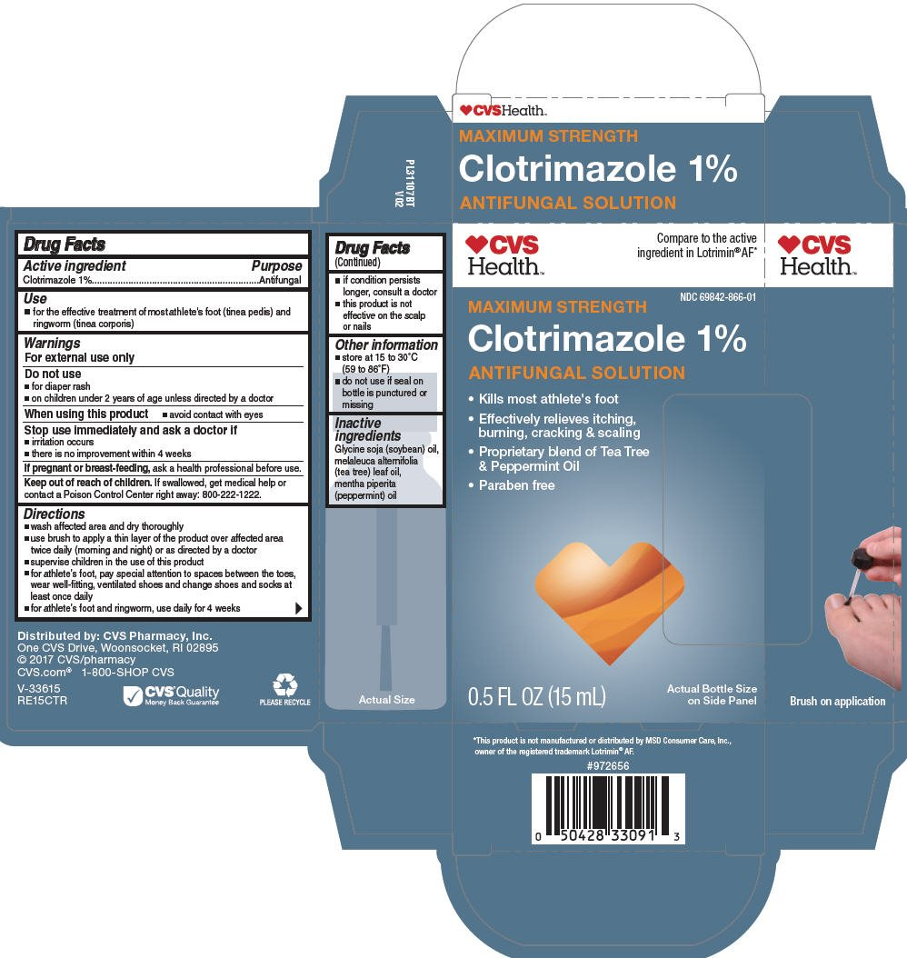 cvs clotrimazole maximum strength  solution  cvs pharmacy