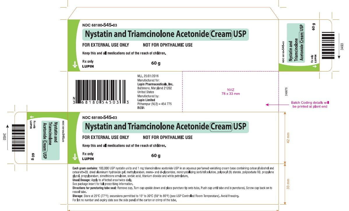 Nystatin-Triamcinolone Topical Reviews
