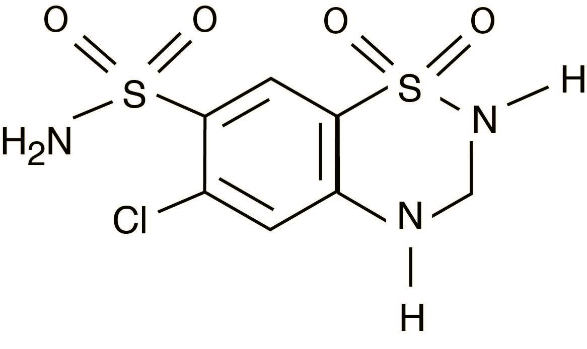 Hydrochlorothiazide Side Effects Long Term