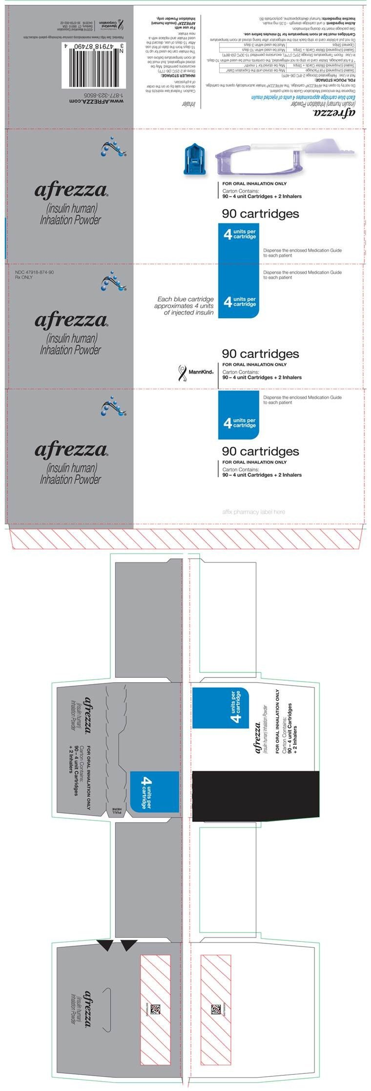 Afrezza Fda Prescribing Information Side Effects And Uses