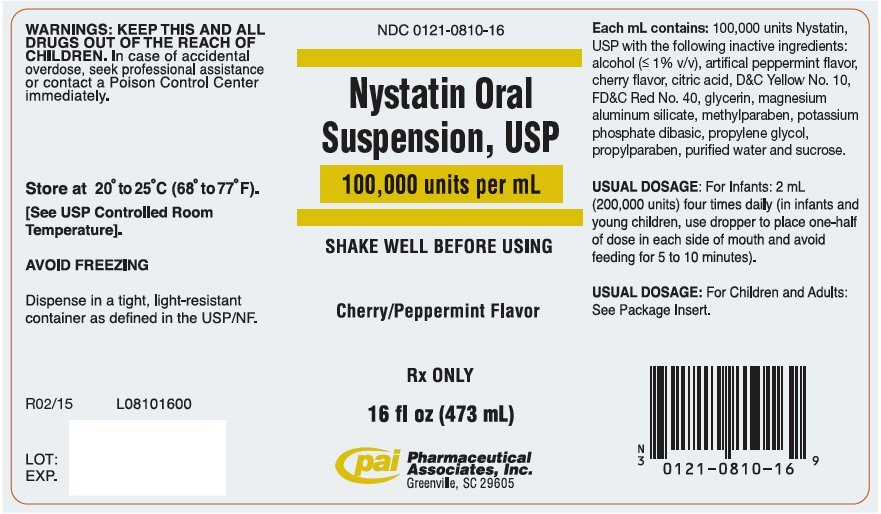 Nystatin Oral Suspension Fda Prescribing Information