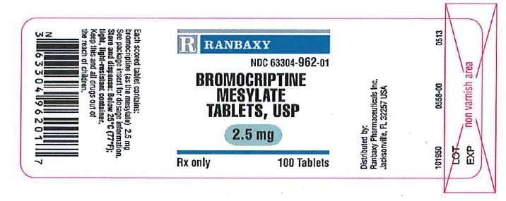 Bromocriptine Mesylate Uses