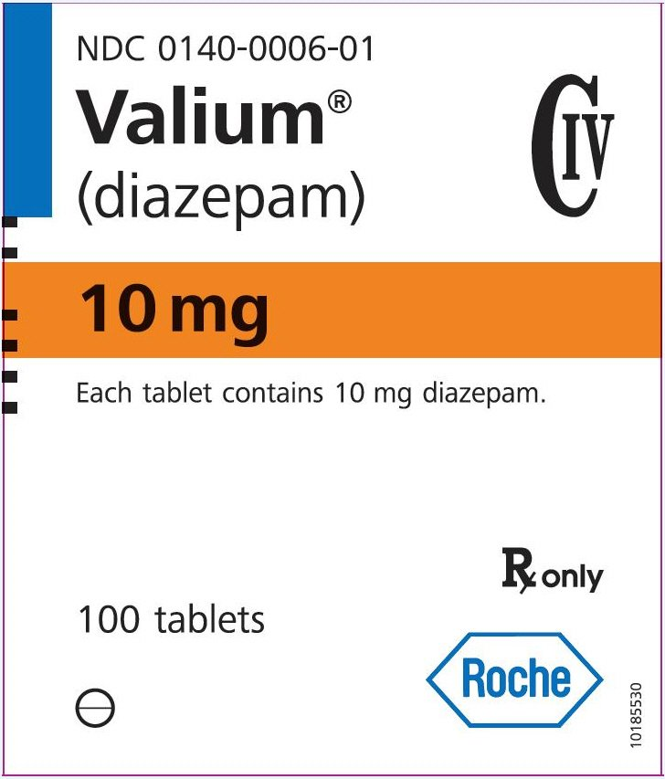 what is diazepam valium