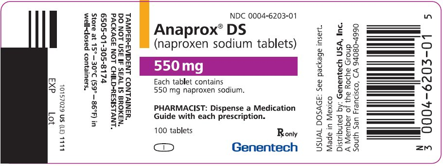 Anaprox Ds Medication