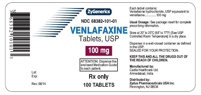 Maximum daily dose for venlafaxine