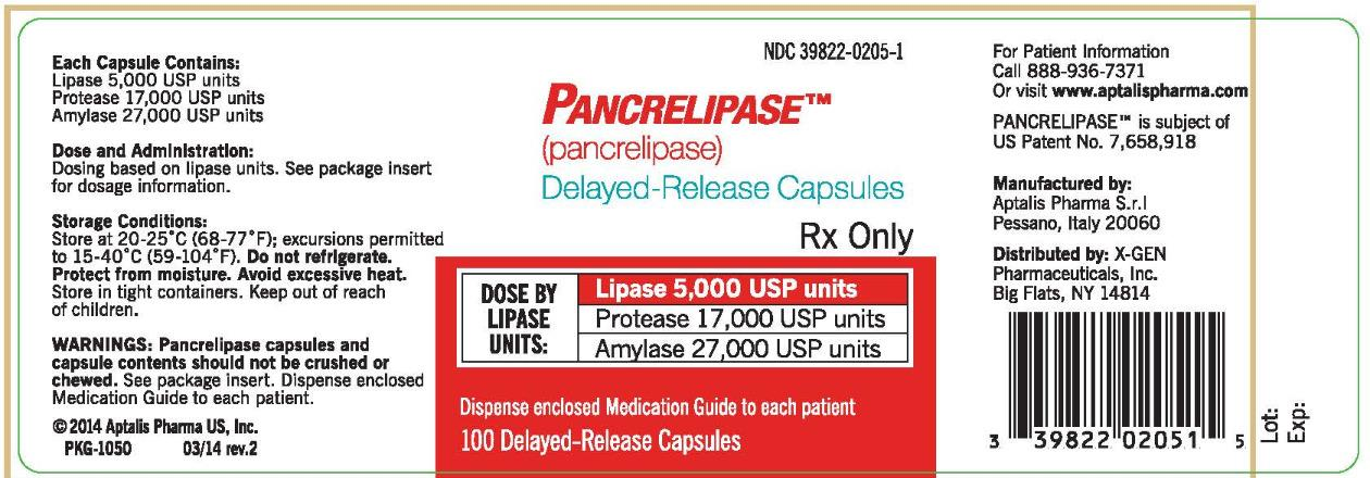 Pancrelipase is not interchangeabl