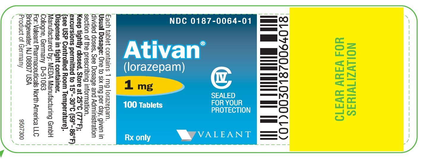 Of lowest dosage ativan