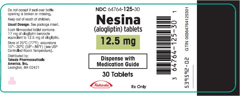 Nesina - FDA prescribing information, side effects and uses
