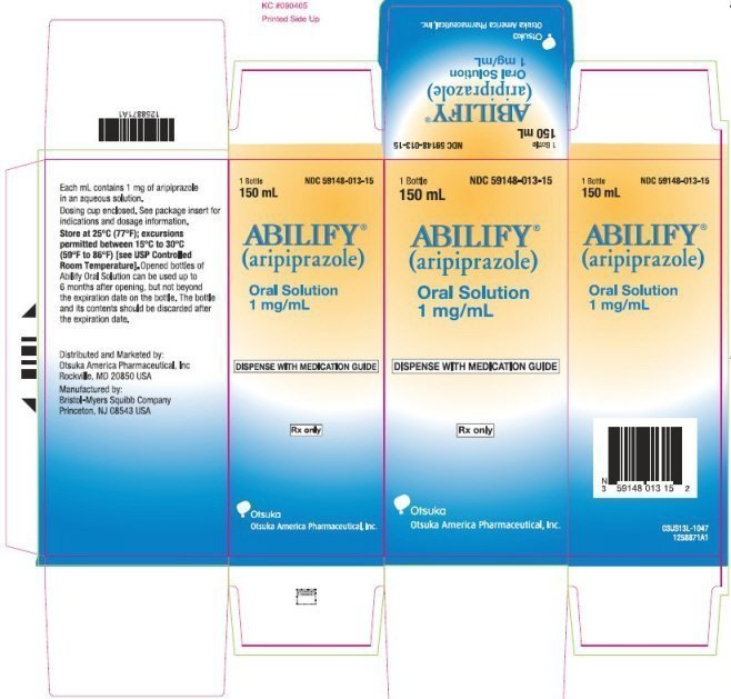 abilify solution dosage