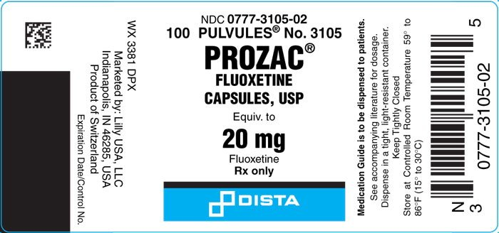 Side Effects Fluoxetine Prozac