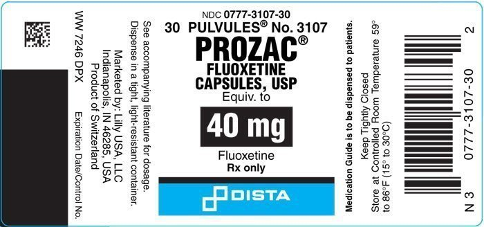 Side Effects Prozac 20 Mg