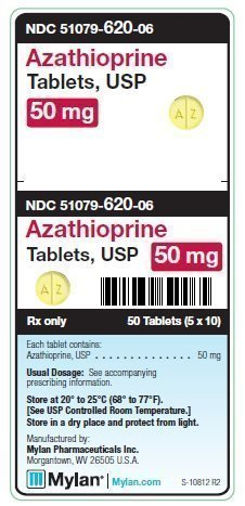 Azathioprine 50 MG Tablet - Uses, Side Effects ...