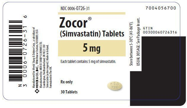 Simvastatin Tablets Usp 20 Mg Side Effects